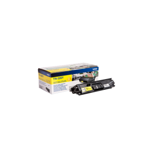 Toner laser origine Brother TN-326Y XL Jaune