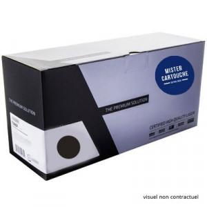 Toner laser compatible Canon 045HBK Noir