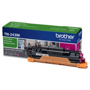 Toner Laser Origine Brother TN-243m