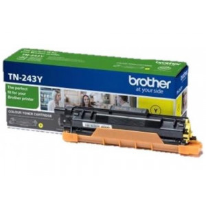 Toner Laser Origine Brother TN-243Y
