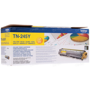 Toner-Laser-Origine-Brother-TN-245Y