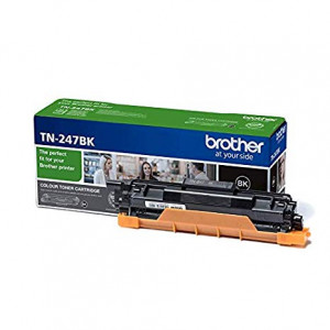 Toner Laser Origine Brother TN-247BK