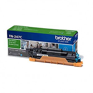 Toner Laser Origine Brother TN-247C