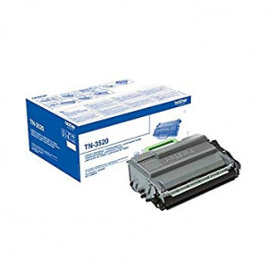 Toner laser Brother TN-3520 noire