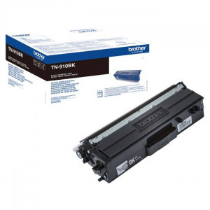 Toner laser origine Brother TN-910BK Noir