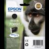 Cartouche encre Epson T0891Noire