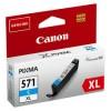 Cartouche encre Canon CLI-571XL Cyan