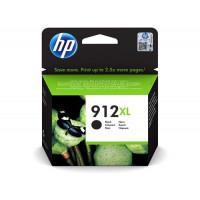 HP 912 XL / 3YL84AE Noir