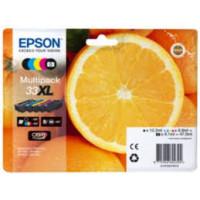 Multipack Oranges Epson T3357 xl