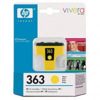 cartouche encre HP C8773EE N°363 jaune