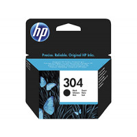 Cartouche d'encre Origine HP 304 Noire / N9K06AE