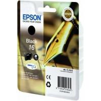 Cartouche encre Epson noire 16 - T1621