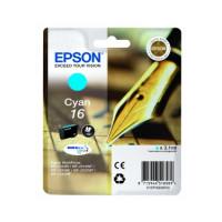 Cartouche encre Epson cyan 16 - T1622