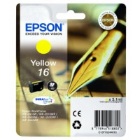 Cartouche encre Epson jaune 16 - T1624