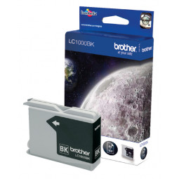 Pack 2 cartouches Brother LC1000BK Noires