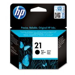 Cartouche encre HP C9351AE N°21 Noire