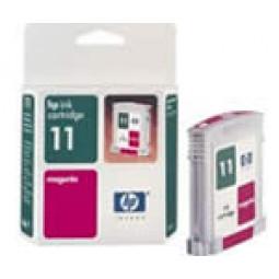 Cartouche encre HP N°11 C4837AE  Magenta