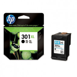 Cartouche HP N°301XL Noire CH563EE