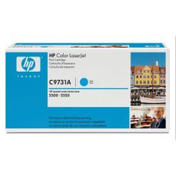 Cartouche Laser HP C9731A Cyan