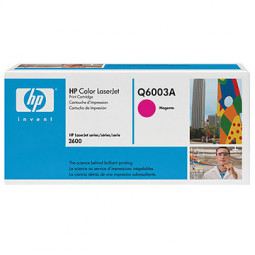 Cartouche laser HP Q6003A Magenta