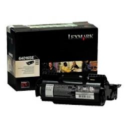 Cartouche Laser Lexmark 64016HE Noire Rendement élevé