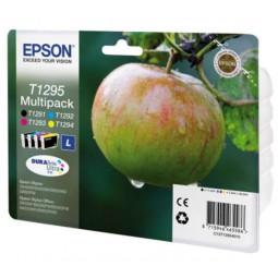 Pack de 4 Cartouches encre Epson T1295