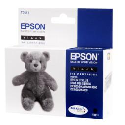 Cartouche encre Epson  T0611 Noire