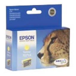 Cartouche encre Epson T0714 Jaune