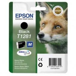 Cartouche encre Epson T1281 Noire