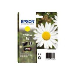 cartouche encre Epson T1804  jaune