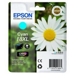 cartouche encre Epson T1812 xl cyan