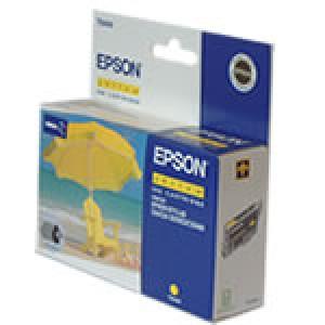 Cartouche encre Epson T0444 Jaune