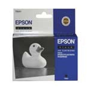 Cartouche encre Epson T0551 Noire